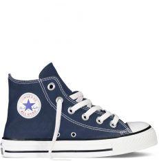 f974eaec2e Converse modré detské členkové tenisky Chuck Taylor All Star