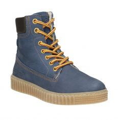 044bafa56 Detská zimná obuv so zateplením. Členkové topánky Mini B