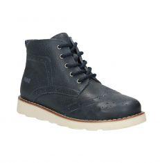 0a99c069092d Detská členková obuv z kože