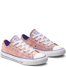 1c968a7e653f Converse ružové tenisky Chuck Taylor All Star Ox Bleached Coral